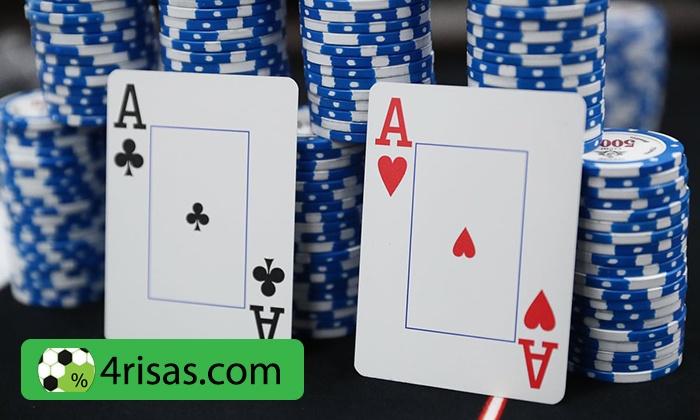 ورق ها در بازی پوکر آنلاین